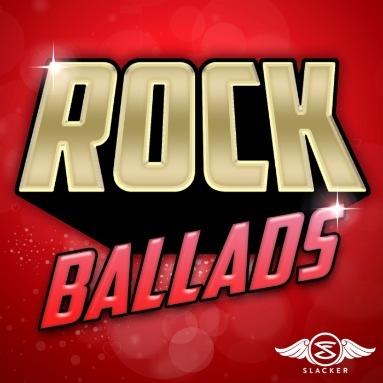 'Rock Ballads' Station  on Slacker Radio