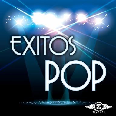 'Éxitos Pop' Station  on Slacker Radio
