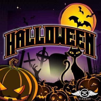 'Halloween' Station  on Slacker Radio