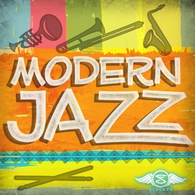 'Modern Jazz' Station  on Slacker Radio