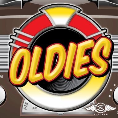 'Oldies' Station  on Slacker Radio