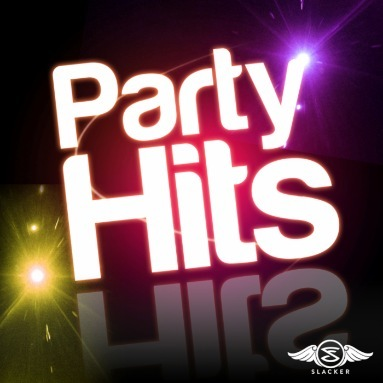 'Party Hits' Station  on Slacker Radio